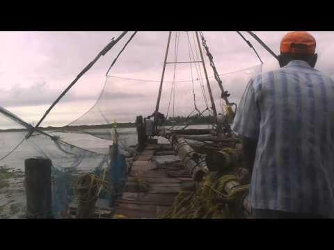 China Net Fishing in Cochin