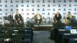 Coaches Round Table #1 from 2019 American Football Media Days