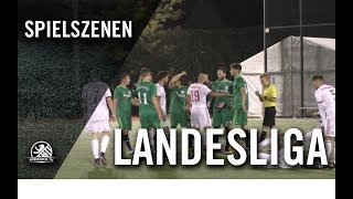 Fortuna Biesdorf - FC Spandau 06 (2. Spieltag, Landesliga, Staffel 2)   SPREEKICK.TV