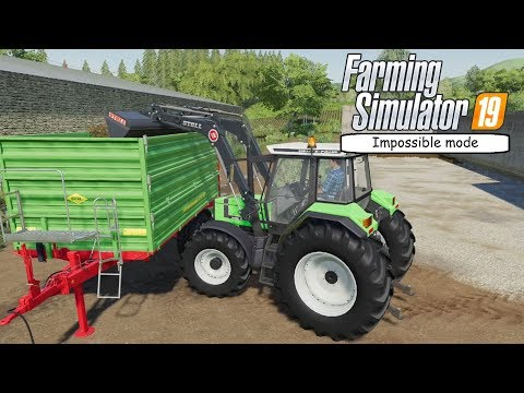 60k For Silage? ★ Farming Simulator 2019 Timelapse ★ Old Streams Farm ★ Episode 5
