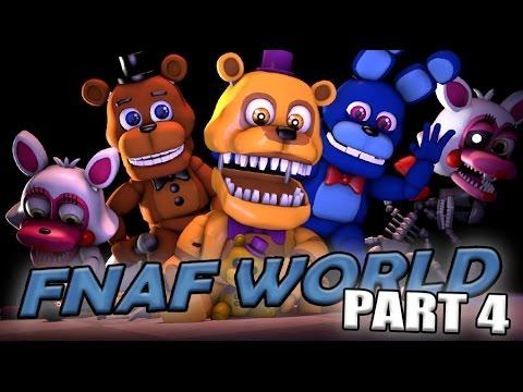 Five Nights At Freddy S World Parte 4 Blacktomb Yard