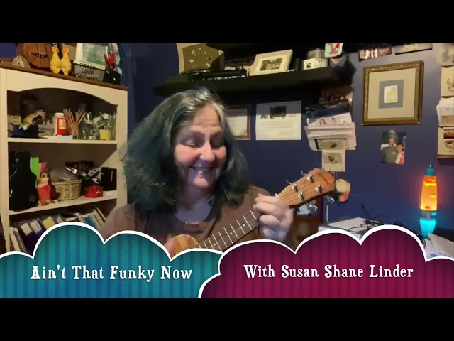 Ain't That Funky Now with Robin Shuler