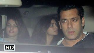 OMG! Salman Khan -Sneha Ullal back together !