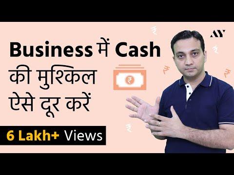 Cash Credit Loan Account vs Bank Overdraft Facility - Hindi (2018)