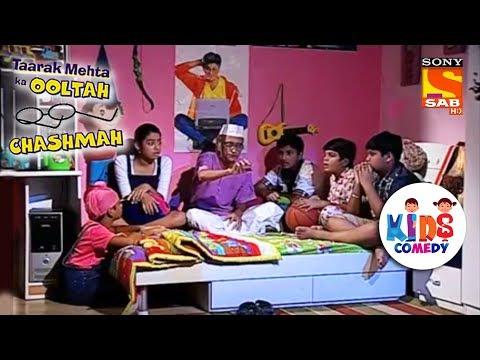Tapu Sena Is Not Scared Of Ghosts | Tapu Sena Special | Taarak Mehta Ka Ooltah Chashmah