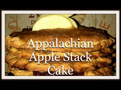 Appalachian Apple Stack Cake~