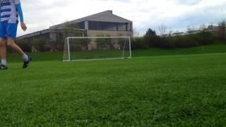 free kicks and volleys / video 3 /