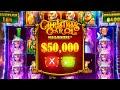 Buying a $50,000 Christmas Carol Megaways Slot Bonus...