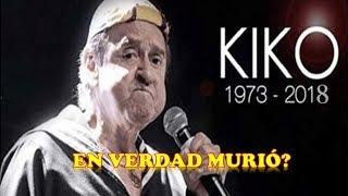 ADIOS A CARLOS VILLAGRAN KIKO (QUICO) ? - MISTER ANDREW