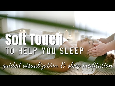 Guided Sleep Meditation (with female voice) to Help You Sleep Fast with Guided Visualization