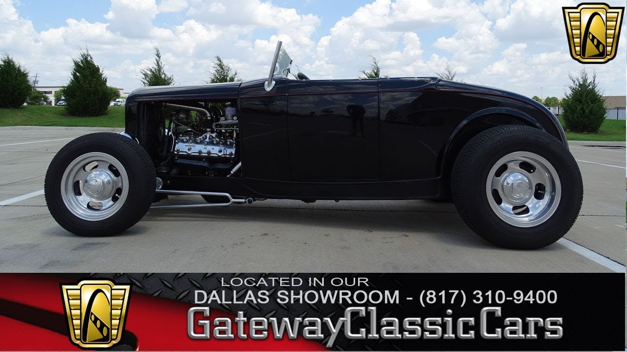 3/4 Scale 1932 Ford Roadster #480-DFW Gateway Classic Cars of Dallas ...