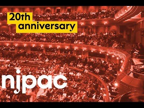 NJPAC Celebrates 20 Years