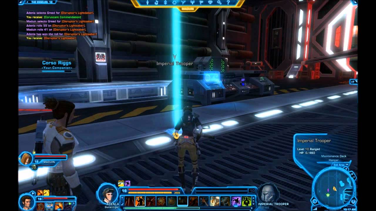 """Download Criana Play's SWTOR: Smuggler (Part 22) """"Flashpoint: The Esseles 6/6"""""""