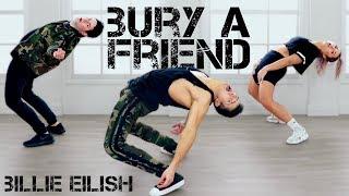 bury a friend - Billie Eilish | Caleb Marshall | Dance Workout