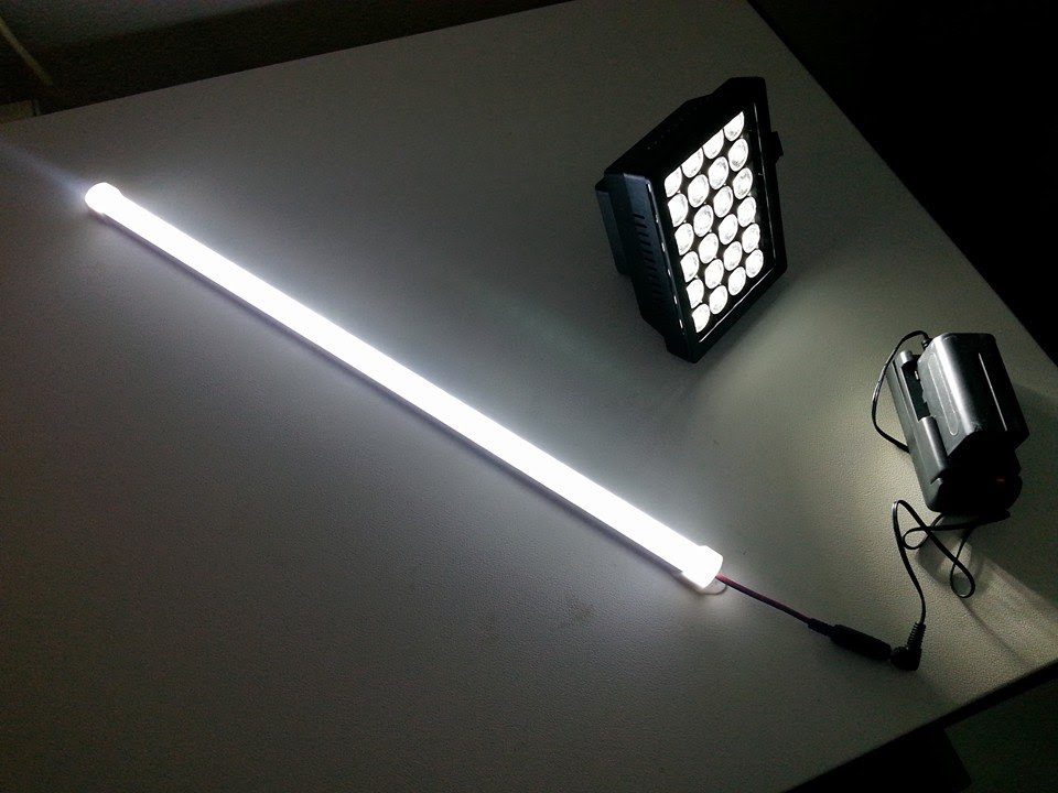 Diy led kino tube strip ice light by chung dha youtube diy led kino tube strip ice light by chung dha aloadofball Images