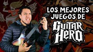 Los 5 mejores Juegos de Guitar Hero I Fedelobo