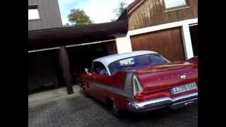 1958 Plymouth Belvedere - Christine - Old Start - Cold Start