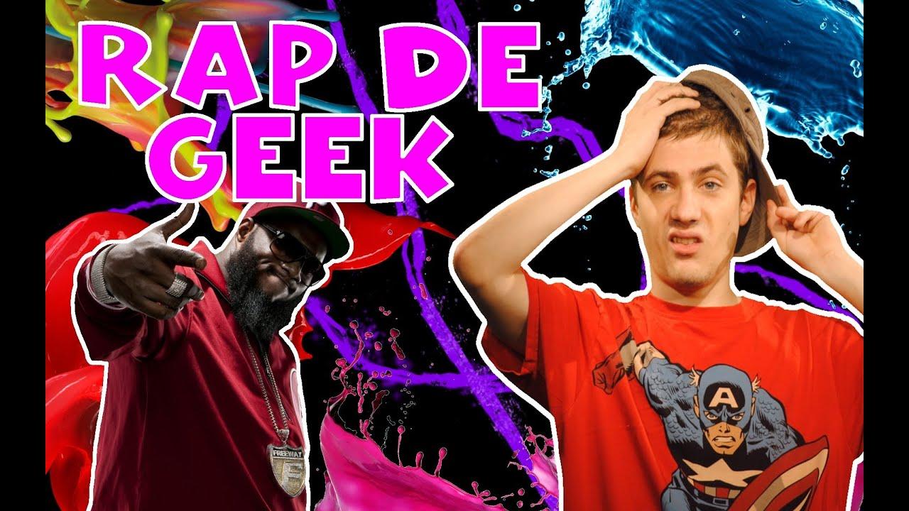 Rap de Geek – SLG N°30 – MATHIEU SOMMET
