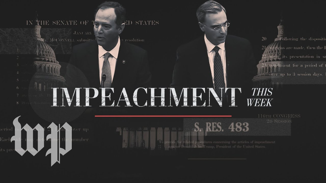 Democrats make their case before the Senate | Impeachment This Week