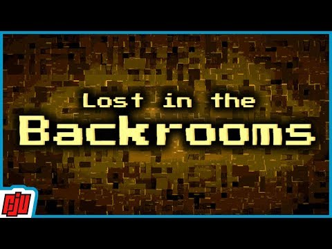Lost In The Backrooms | Creepypasta Indie Horror Game | PC Gameplay Walkthrough