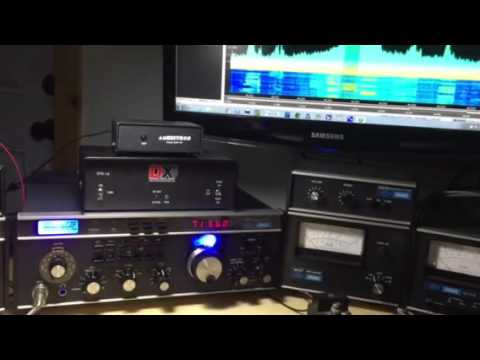 Cross Country Wireless SDR-4+ Special Edition general coverage receiver