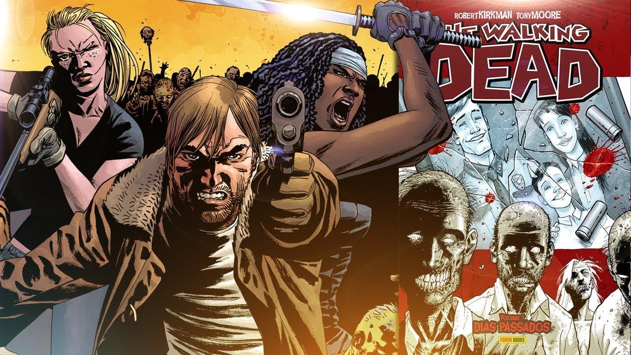 The Walking Dead: Limites Ultrapassados - Vol. 29 (Português) Capa comum – 29 Maio 2020