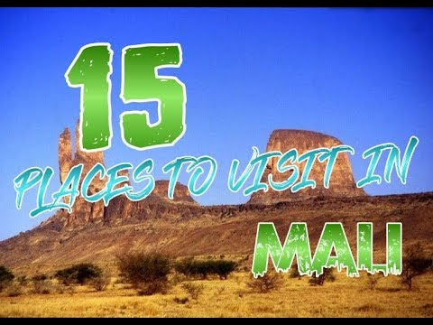Top 15 Places To Visit In Mali