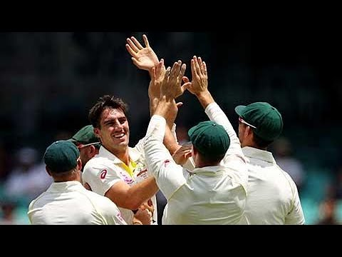 Fifth Test: Australia v England, day five