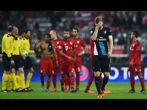 Mullered In Munich! - Match Review  | Bayern Munich 5 Arsenal 1