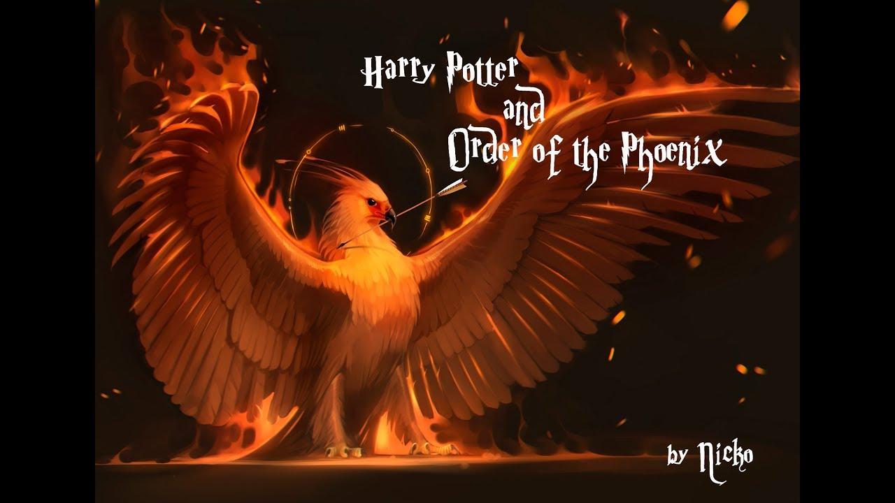 Гарри Поттер и Орден Феникса серия 6 - YouTube