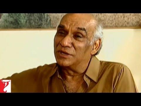 Yash Chopra in Conversation with Karan Johar | Kabhi Kabhie | Part 1