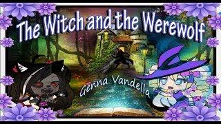 The Witch and the Werewolf-movie trailer_Gacha life_(Gacha Studio-(Anime Dress Up)-Edition