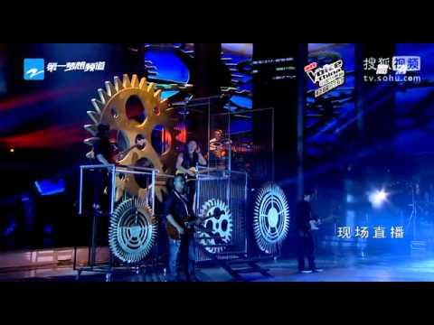 《中国好声音》总决赛 The Voice of China Final 梁博 Liang Bo《回来》