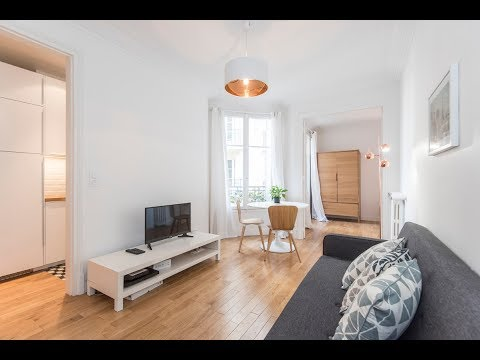 (Ref: 92097) 1-bedroom furnished apartment for rent on Square Gaston Bertandeau (paris 17th)