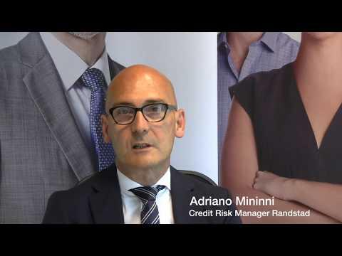 Intervista a ADRIANO MININNI, Credit Risk Manager Randstad Italia SpA