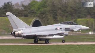 Best of Plane Spotting 2017 - Military Aviation - Amazing aircraft