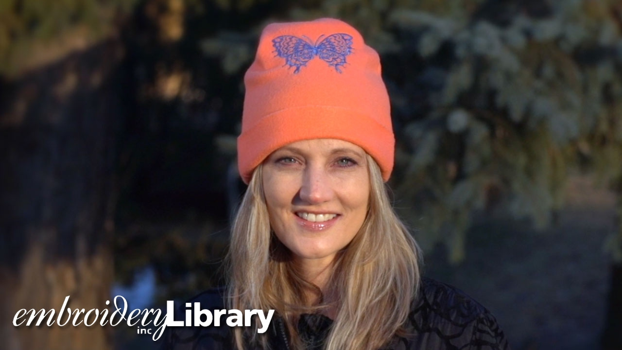 796fba3b38456f Embroidered Fleece Hat - YouTube
