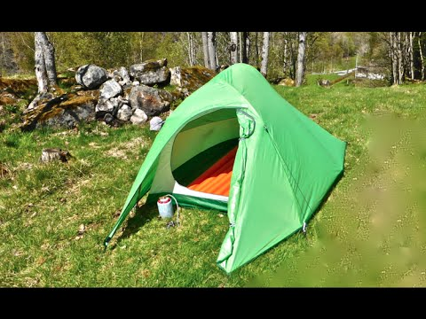 REVIEW Naturehike 2  Ultralight Tent - Double Layer