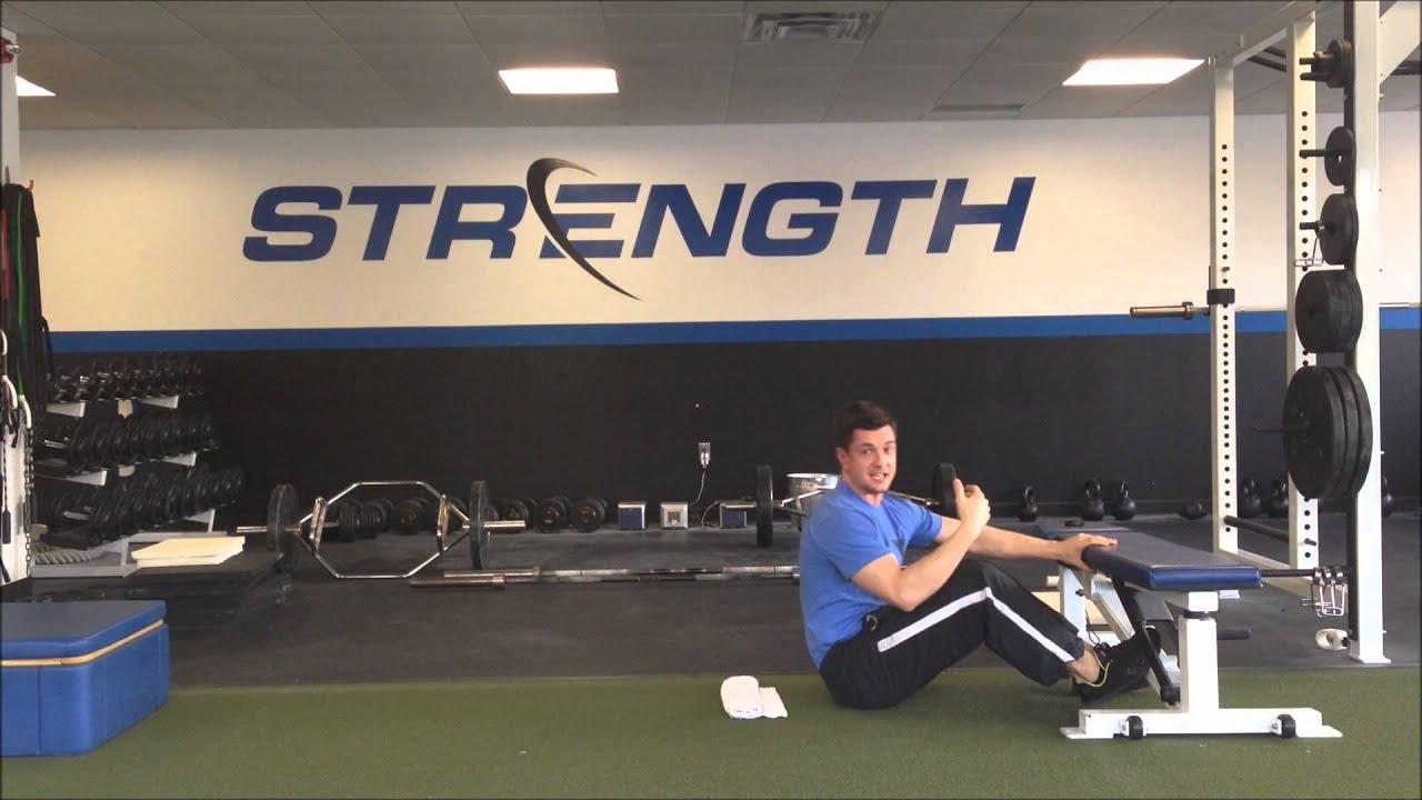 Softball Preseason Fitness Test