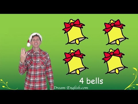Christmas Counting Song for Children