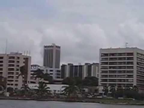 Abidjan beautiful town (Ivory coast)