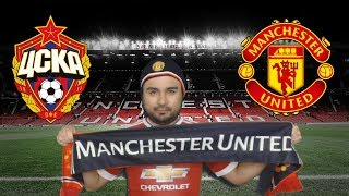 Manchester United Vs Cska Moscow 2017