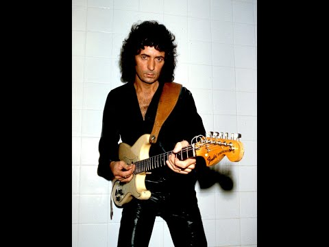 """Deep Purple  """"Highway Star"""" Ritchie Blackmore isolated guitar track"""