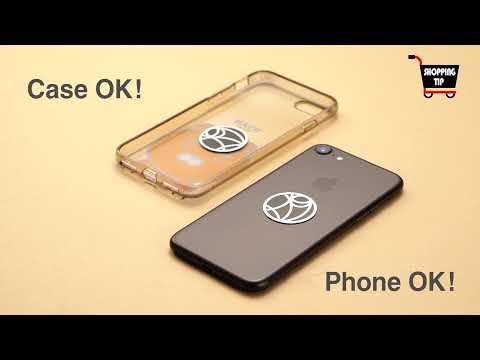 COUPANG VIDEO CONTENTS - 스틸리 차량용 스마트폰 거치대 STEELIE-UF 실버
