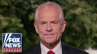 Peter Navarro walks back previous claims that the China trade deal is 'over'