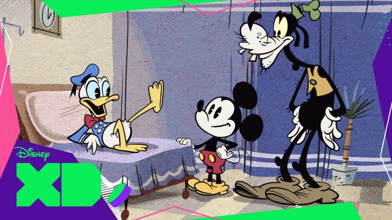 Fútbol, Flipperbubutosis y Parejas Enamoradas   Mickey Mouse ...