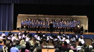 Winter Magic: Denver's 6th grade Chorus