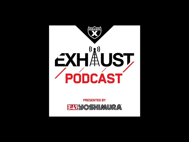 Exhaust #55: 2019 Pro Motocross Opening Press Conference