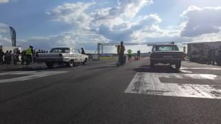 1964 Ford Galaxie vs. 1964 Plymouth Belvedere