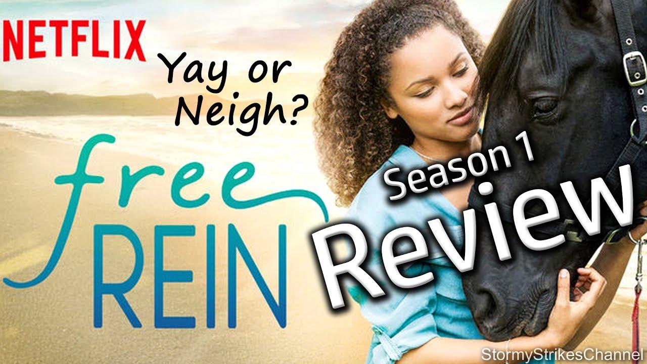 *Free Rein* Season 1 Review ~ (No Spoilers) Netflix Original Horse Series